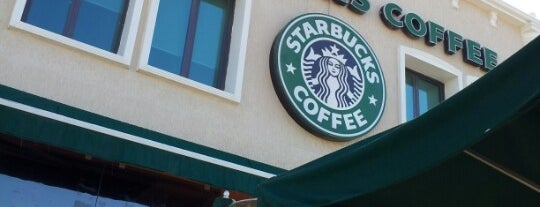 Starbucks is one of Coffee.