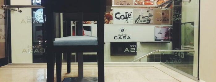 Café Casa is one of Lieux sauvegardés par Hatem.