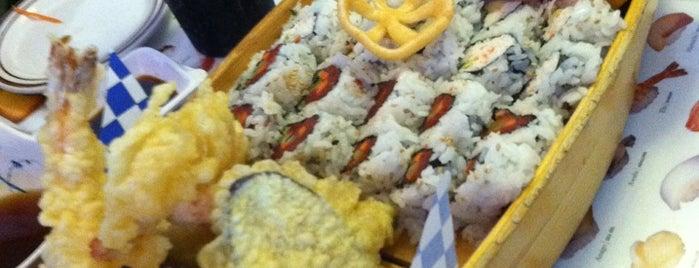 Sushi Samurai is one of Posti che sono piaciuti a Jason.