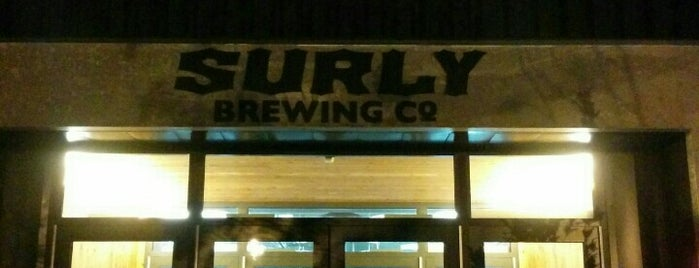 Surly Brewing Company is one of Minneapolis + More.
