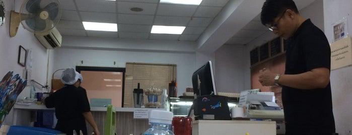 มุมอาหาร @ Satit Pattana is one of สถานที่ที่ Glouykai ถูกใจ.