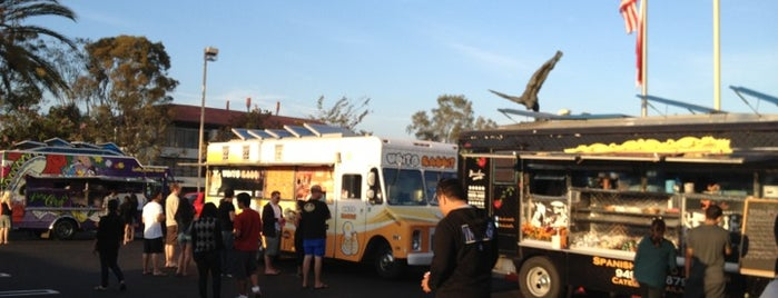 Food Truck Thursday Night at Sport Chalet is one of To do in LA - Costa Mesa.