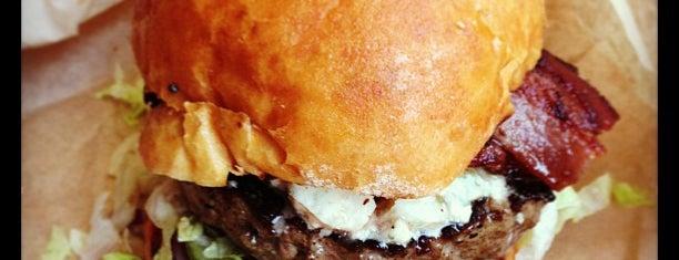 Little Big Burger is one of #adventurePDX.