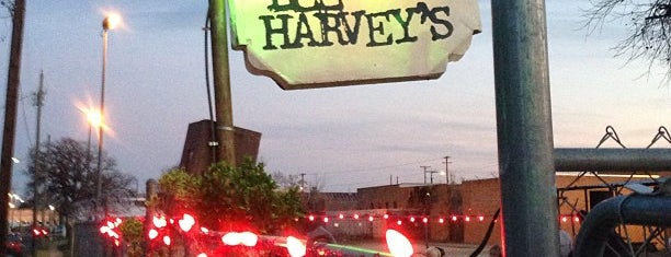 Lee Harvey's is one of DFW eats.
