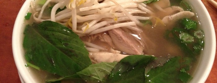 Pho #1 is one of Local - Neighborhood.