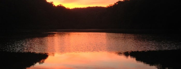 Raccoon Creek State Park is one of SC - To Try.