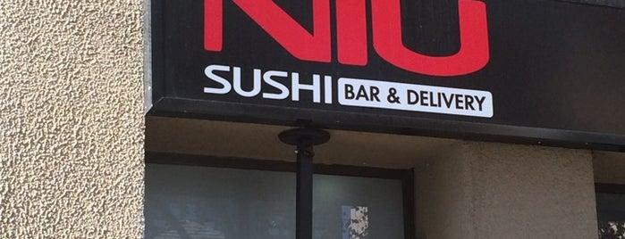 Niu Sushi is one of Providencia.