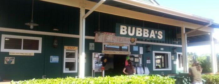 Bubba Burgers is one of Shaka!.