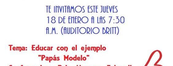 Britt Academy is one of Lugares favoritos de Juan.