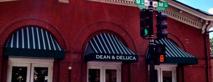 Dean & DeLuca is one of dc.