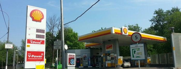 Shell is one of Lugares favoritos de Nekit.
