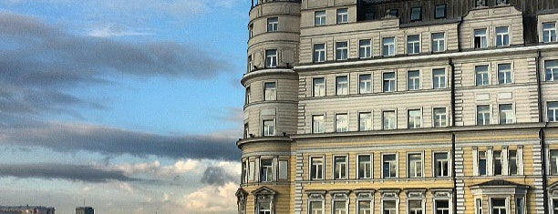 Baltschug Kempinski is one of Moscow.