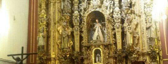 Parroquia de los Santos Cosme y Damián is one of CDMX: San Rafael/Santa María La Ribera.