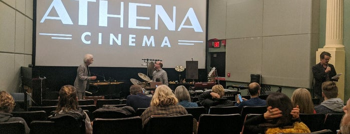 Athena Cinema is one of The Best of Athens, OH.