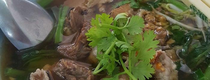 เพิ่มพูน ก๋วยเตี๋ยวเนื้อ is one of BKK_Noodle House_1.