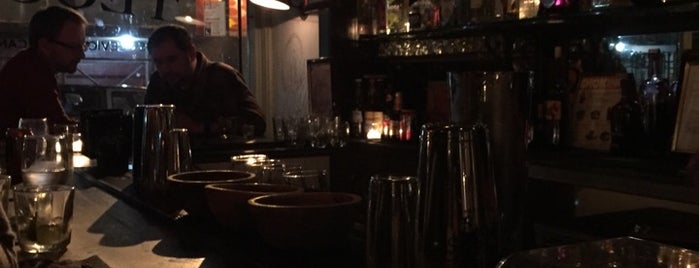 Tequileria is one of Restos NYC.