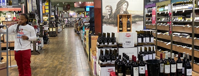 Total Wine & More is one of Houston.