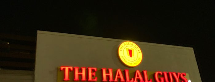 The Halal Guys is one of Posti che sono piaciuti a Tania.