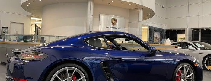 Momentum Porsche is one of Orte, die Ailie gefallen.