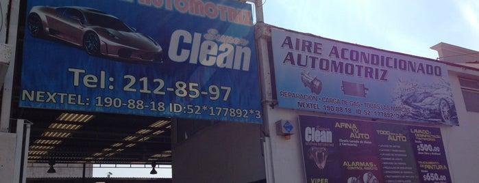 Super Clean is one of Ernesto 님이 좋아한 장소.
