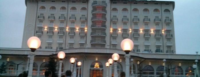 Grand Hotel Italia is one of Lieux qui ont plu à Radu.