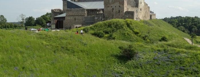 Rakvere Ordulinnus | Rakvere Order Castle is one of Visit Estonia.