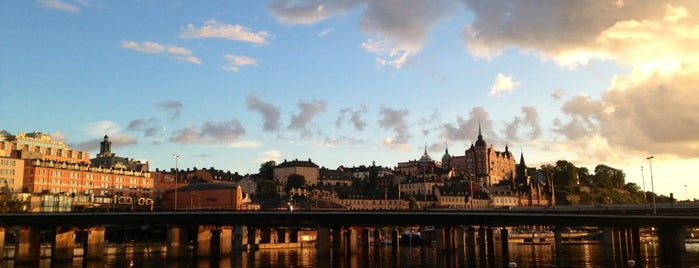 Södermalm is one of Stockholm City Guide.
