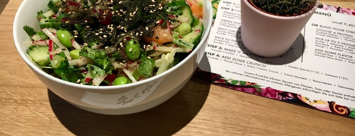 Fish Bowl Poké Bar is one of food of the world.
