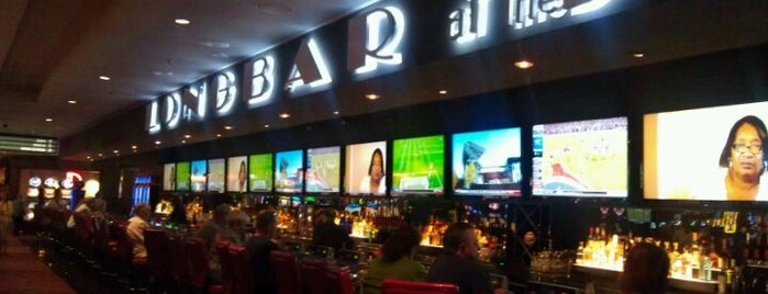 The D Bar is one of Fremont Street Pub Crawl Favorites.