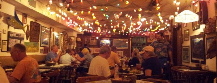 The Fish House is one of USA Key West.