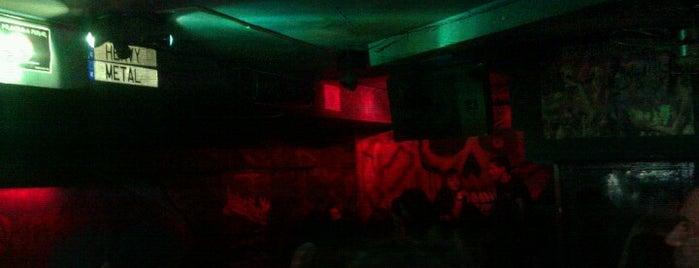Lemmy Heavy Metal is one of metal bar.