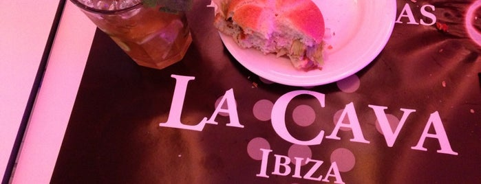 La Cava is one of Ibiza - Night.