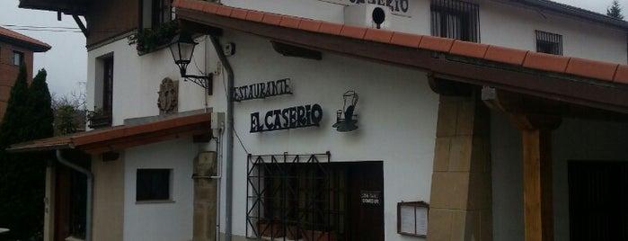 El Caserio is one of Por Bilbo y alrededores.