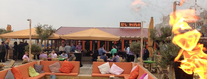 El Niño Beach Club is one of Favo.