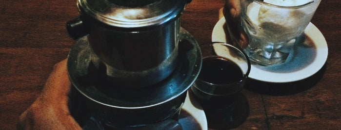 Kopi Panggang is one of Bandung Coffee Shops 2017.