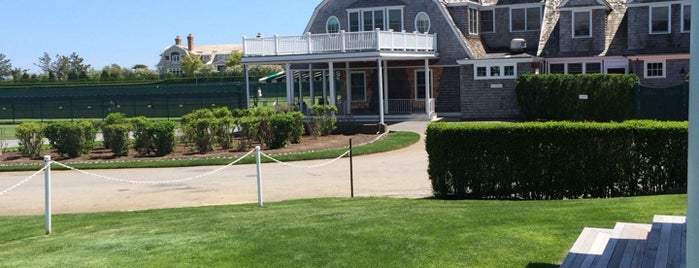 The Meadow Club is one of Hamptons.