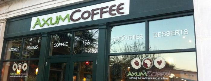 Axum Coffee is one of Orlando Craft Coffee.