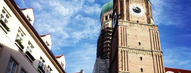 Dom zu Unserer Lieben Frau (Frauenkirche) is one of Follow the Orient Express — Şark Ekspresi.