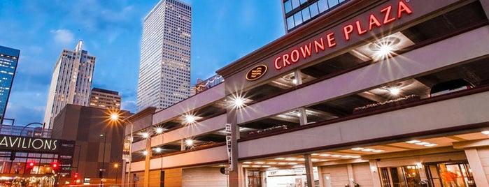 Crowne Plaza Denver is one of Denver.
