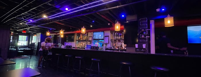 1831 Bar and Lounge is one of DC.