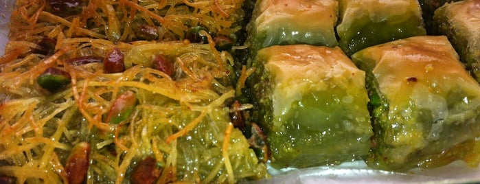 SEC Baklava is one of Adana.