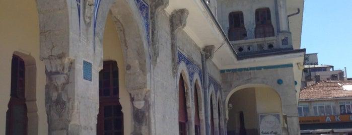 Büyükada Mavi Marmara Şehit Murat Yüksel İskelesi is one of R.Sema 님이 좋아한 장소.