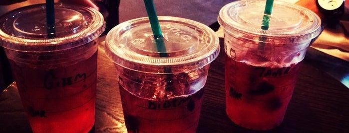 Starbucks is one of Tempat yang Disimpan HARUN.