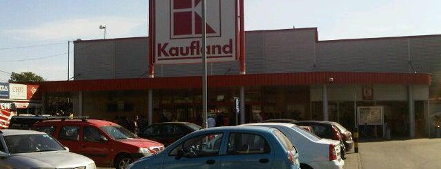 Kaufland is one of Daniela : понравившиеся места.