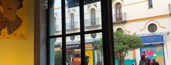 La Santa is one of Seville 🇪🇸.