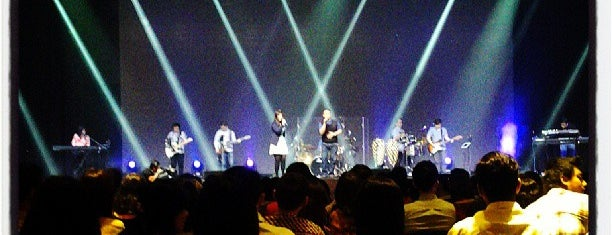 Jakarta Praise Community Church (JPCC) is one of Lidia's Liked Places.