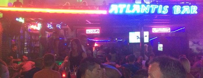 Atlantis Bar is one of Lieux qui ont plu à Semin.