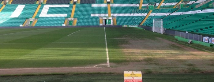 Celtic Park is one of Scotland.