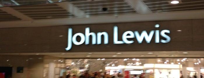John Lewis & Partners is one of Alex 님이 좋아한 장소.