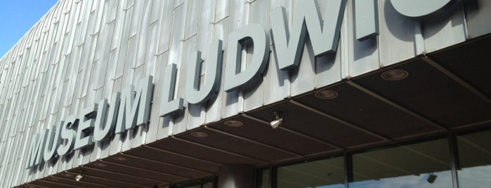 Ludwig im Museum is one of Köln, baby!.